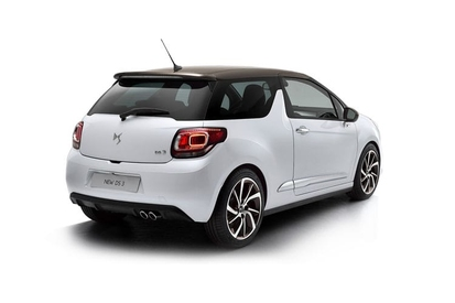 CITROEN DS3 1.2 PureTech Connected Chic 3dr EAT6