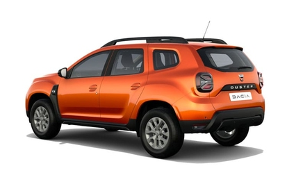 lease dacia duster estate 1 6 sce 115 access 5dr. Black Bedroom Furniture Sets. Home Design Ideas