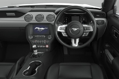 FORD MUSTANG 5.0 V8 449 GT 2dr Auto
