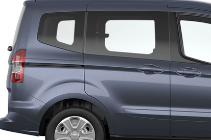FORD TOURNEO COURIER 1.0 EcoBoost Zetec 5dr