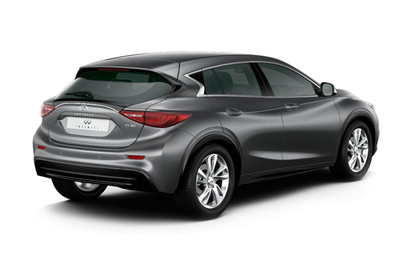 INFINITI Q30 1.6T Luxe 5dr [Glass Pack]