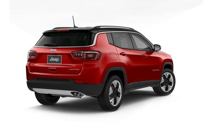 JEEP COMPASS 1.6 Multijet 120 Limited 5dr [2WD]