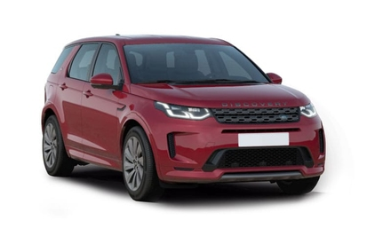 LAND ROVER DISCOVERY SPORT 7-Seater