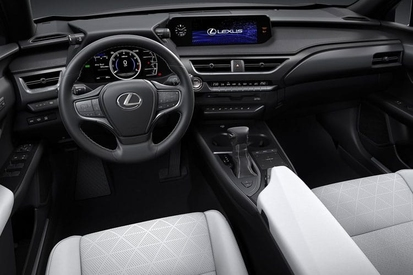 LEXUS UX 250h 2.0 5dr CVT [17in/Premium Pack/without Nav]