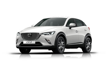 MAZDA CX-3 Hatchback