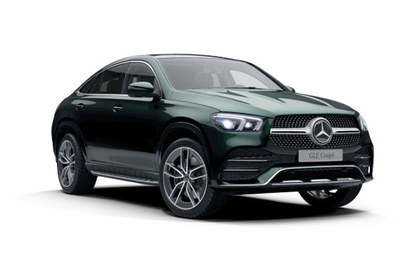 MERCEDES-BENZ GLE COUPE GLE 43 4Matic Night Edition 5dr 9G-Tronic