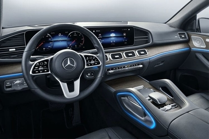 MERCEDES-BENZ GLE COUPE GLE 350d 4Matic AMG Night Ed Prem + 5dr 9G-Tronic