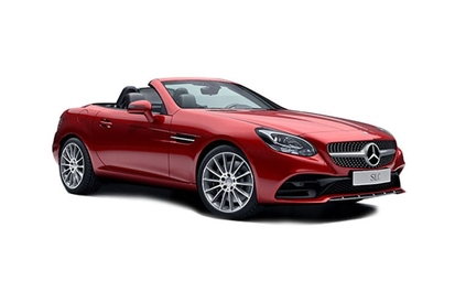 MERCEDES-BENZ SLC Convertible