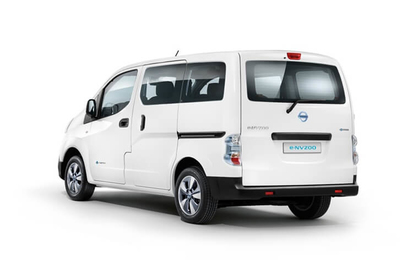 lease nissan e nv200 estate acenta rapid 5dr auto 5 seat. Black Bedroom Furniture Sets. Home Design Ideas