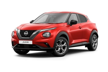 NISSAN JUKE 1.0 DiG-T N-Connecta 5dr DCT