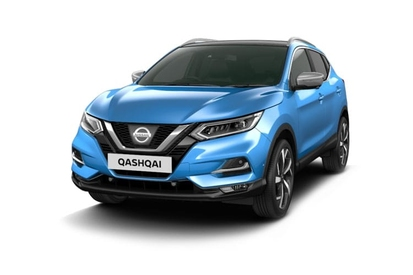 NISSAN QASHQAI 1.5 dCi [115] N-Connecta 5dr [Glass Roof Pack]
