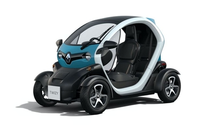 RENAULT TWIZY 13kW Expression 6kWh 2dr Auto