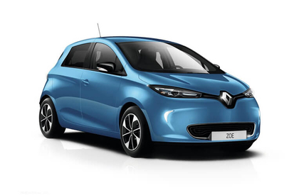 RENAULT ZOE 80KW i Iconic R110 50KWh Rapid Charge 5dr Auto