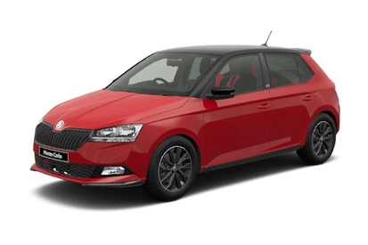 lease skoda fabia hatchback 1 0 tsi colour edition 5dr. Black Bedroom Furniture Sets. Home Design Ideas