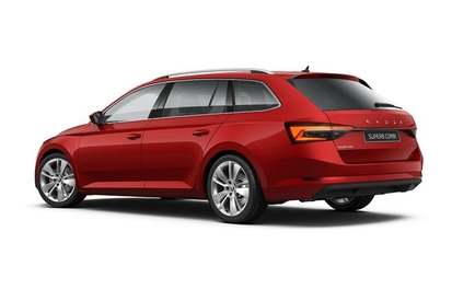 lease skoda superb estate 1 6 tdi cr se technology 5dr dsg. Black Bedroom Furniture Sets. Home Design Ideas