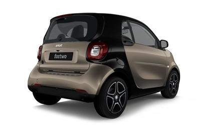 SMART FORTWO COUPE 60kW EQ Pulse Premium 17kWh 2dr Auto [22kWCh]