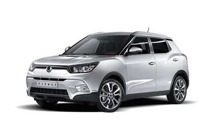 SSANGYONG TIVOLI 1.6D Ultimate Auto 5dr