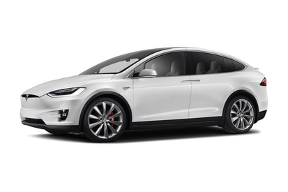 TESLA MODEL X Long Range AWD 5dr Auto [6 Seat]