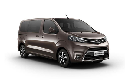 TOYOTA PROACE VERSO 2.0D 180 Family Medium 5dr Auto [8 speed]