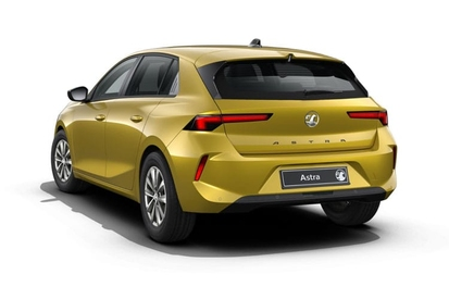 VAUXHALL ASTRA 1.5 Turbo D Business Edition Nav 5dr Auto