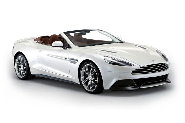lease aston martin vanquish convertible v12 2dr volante touchtronic auto. Black Bedroom Furniture Sets. Home Design Ideas