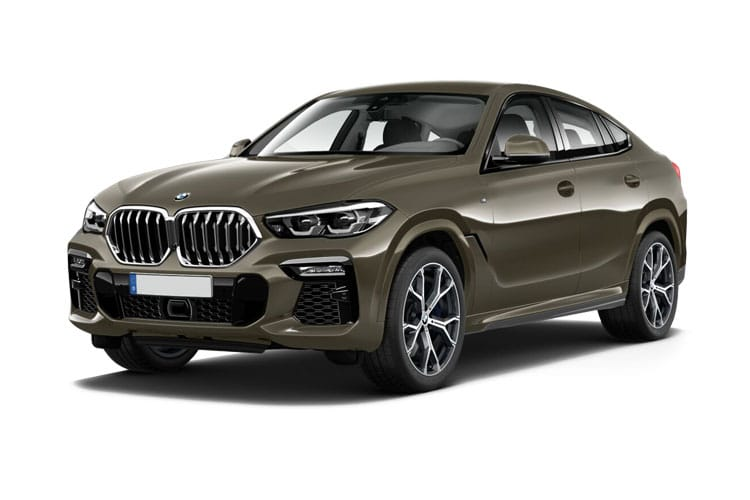 Lease Bmw X6 Crossover Xdrive30d M Sport 5dr Step Auto