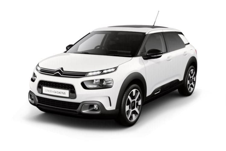 lease citroen c4 cactus hatchback 1 6 bluehdi feel 5dr. Black Bedroom Furniture Sets. Home Design Ideas