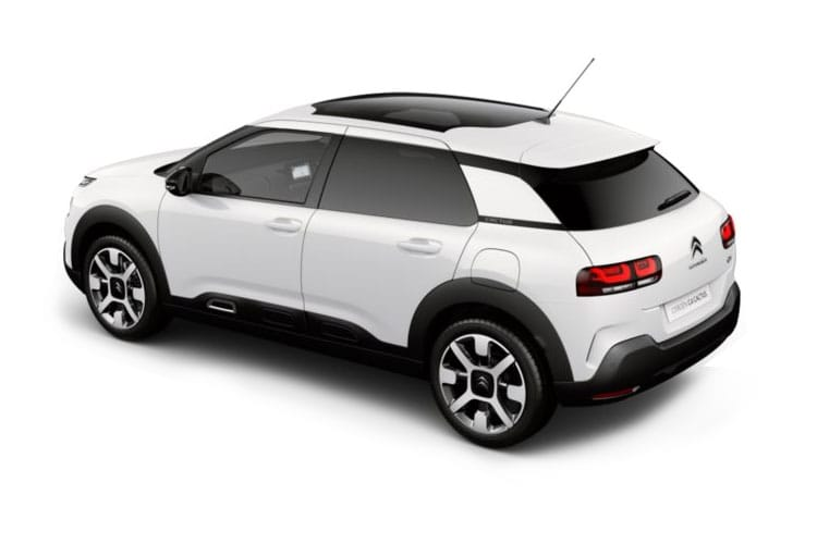 lease citroen c4 cactus hatchback 1 6 bluehdi flair 5dr. Black Bedroom Furniture Sets. Home Design Ideas