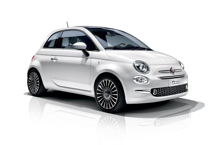 lease fiat 500 hatchback 1 2 lounge 3dr. Black Bedroom Furniture Sets. Home Design Ideas