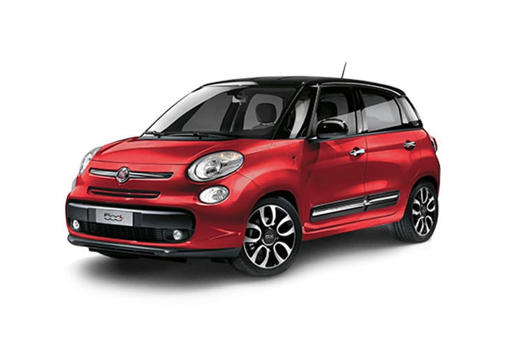 lease fiat 500l crossover 1 3 multijet 95 trekking 5dr dualogic. Black Bedroom Furniture Sets. Home Design Ideas