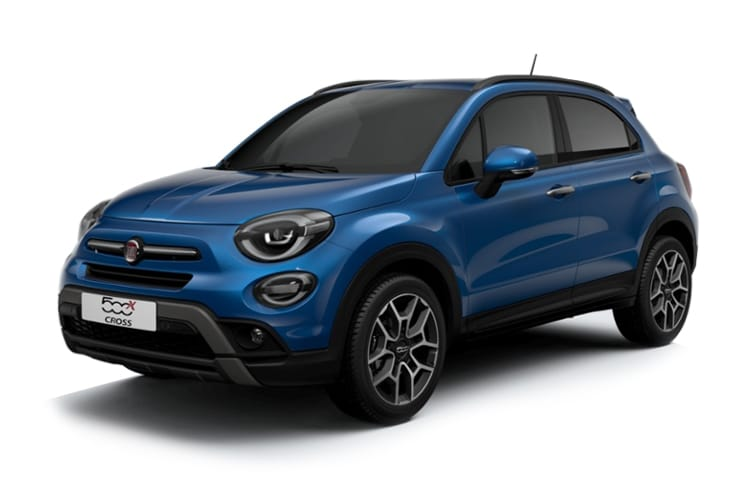 lease fiat 500x hatchback 1 4 multiair cross plus 5dr. Black Bedroom Furniture Sets. Home Design Ideas