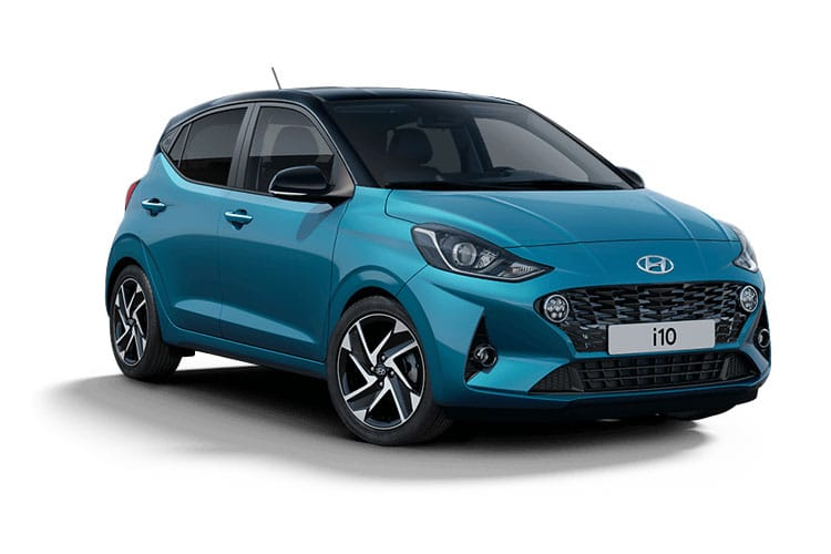 Leased Cars: Lease HYUNDAI I10 Hatchback 1.0 SE 5dr