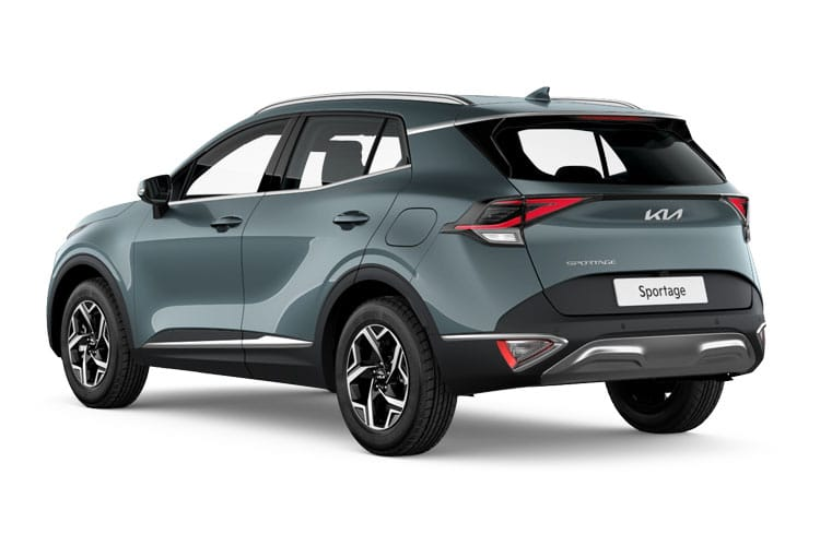lease kia sportage crossover 1 7 crdi isg 1 5dr. Black Bedroom Furniture Sets. Home Design Ideas