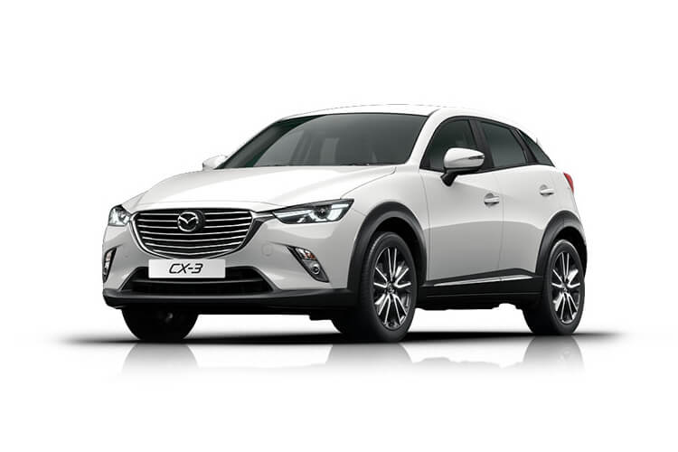 lease mazda cx 3 hatchback 2 0 sport nav 5dr awd. Black Bedroom Furniture Sets. Home Design Ideas