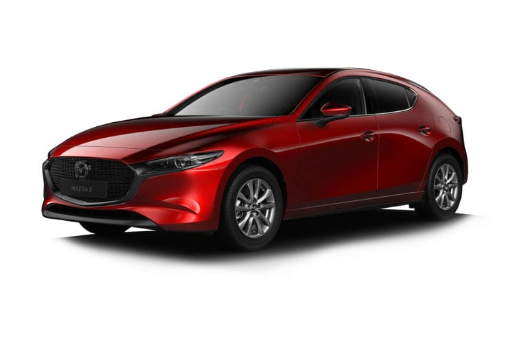 lease mazda 3 hatchback sport nav 5dr auto. Black Bedroom Furniture Sets. Home Design Ideas