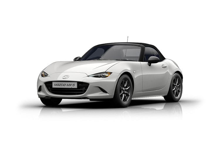 lease mazda mx 5 convertible 1 5 se 2dr. Black Bedroom Furniture Sets. Home Design Ideas