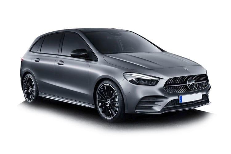 Lease mercedes benz b class hatchback b180 amg line for Auto mercedes benz