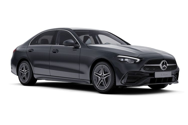 Lease mercedes benz c class saloon c250d amg line 4dr auto for Mercedes benz on lease