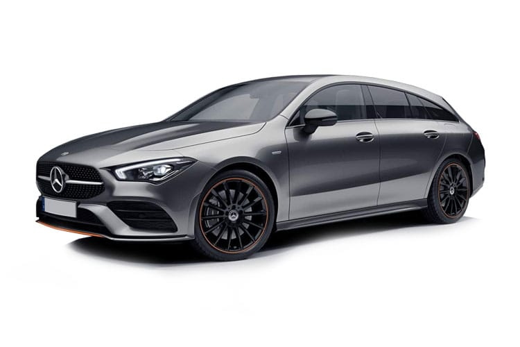lease mercedes benz cla class estate cla 200d amg sport 5dr tip auto. Black Bedroom Furniture Sets. Home Design Ideas