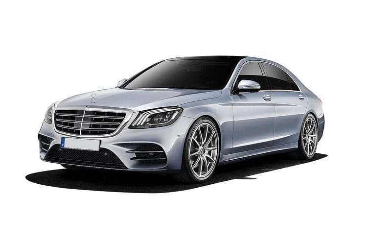 Lease mercedes benz s class saloon s63l 4dr auto for Mercedes benz on lease