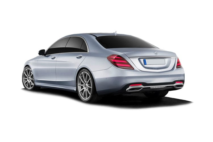 Lease mercedes benz s class saloon s65l 4dr auto for Mercedes benz unlimited mileage lease