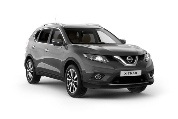 lease nissan x trail 4x4 1 6 dci acenta smart vision 5dr xtronic 7 seat. Black Bedroom Furniture Sets. Home Design Ideas