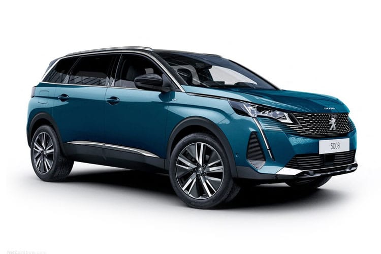 lease peugeot 5008 crossover 1 6 bluehdi 120 gt line 5dr eat6. Black Bedroom Furniture Sets. Home Design Ideas