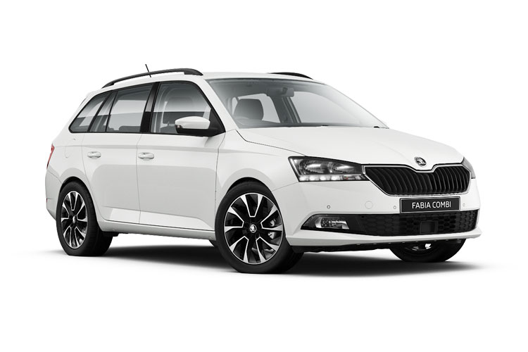 lease skoda fabia estate 1 2 tsi 90 se l 5dr. Black Bedroom Furniture Sets. Home Design Ideas