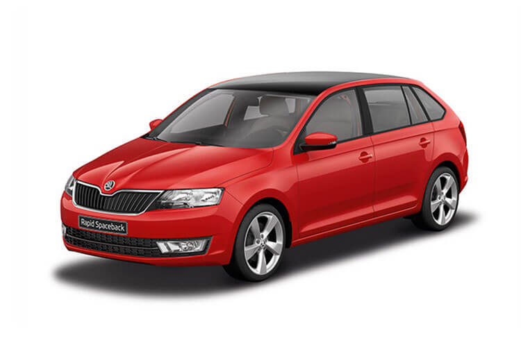 lease skoda rapid spaceback hatchback 1 6 tdi cr 115 se sport 5dr. Black Bedroom Furniture Sets. Home Design Ideas