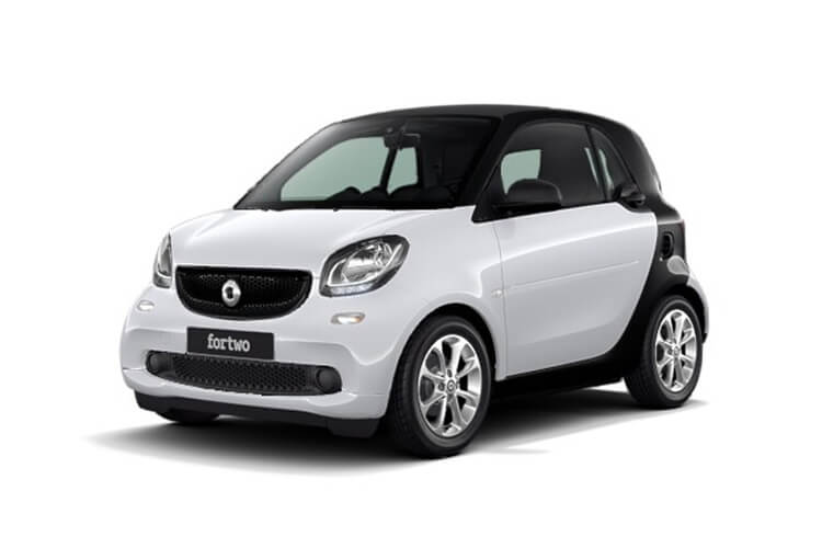 66753 SMART FORTWO COUPE 1.0 Passion 2dr