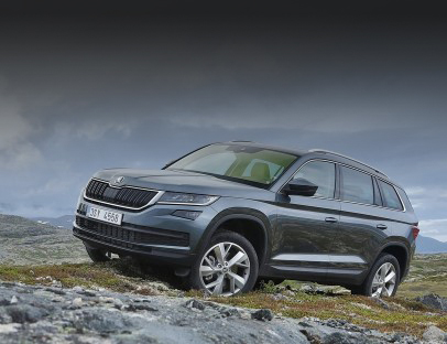 Skoda car leasing deals and contract hire