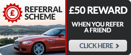 Referral Scheme �50 reward when you refer a friend