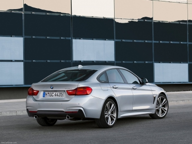 BMW 4 SERIES 420i xDrive M Sport 5dr Auto [Professional Media]