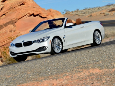 BMW 4 SERIES 430d M Sport 2dr Auto [Professional Media]